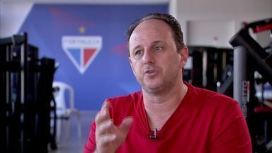 Mil Dias de Ceni no Fortaleza: assista à íntegra da entrevista com o técnico - Confira no ge.globo/ce