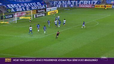 Quem pode se destacar no clássico entre Avaí e Figueirense pela Série B - Quem pode se destacar no clássico entre Avaí e Figueirense pela Série B