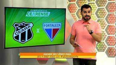 Ceará x Fortaleza: mande seu vídeo - Ceará x Fortaleza: mande seu vídeo