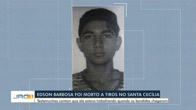 Jovem de 23 anos é assassinado em Rio Branco - Jovem de 23 anos é assassinado em Rio Branco