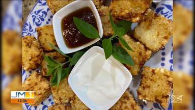 'Fica Dica' mostra como fazer Dadinhos de Tapioca - Uma receita pra lá de gostosa pra você fazer e encantar seus convidados.