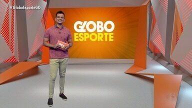 Globo Esporte GO - 29/09/2020 - Íntegra - Confira a íntegra do programa Globo Esporte GO - 29/09/2020.