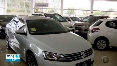 Vendas de veículos novos voltam a melhorar no Oeste Paulista - Taxas de juros baixas e demanda reprimida são alguns dos motivos.
