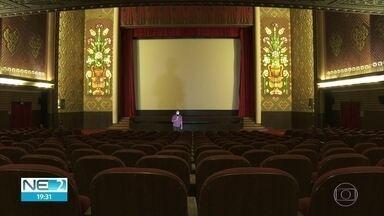 Autorização de retomada traz desafios a cinemas na prevenção da Covid-19 - Retomada foi autorizada pelo governo do estado no Plano de Convivência com a doença.