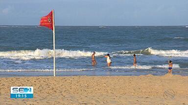 Corpo de Bombeiros faz alerta para casos de afogamento em Sergipe - Corpo de Bombeiros faz alerta para casos de afogamento em Sergipe.