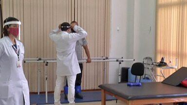 Faculdade em Suzano oferece fisioterapia gratuita para pacientes que tiveram Covid-19 - Alguns pacientes ainda apresentam sequelas após a cura.