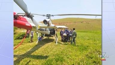 Homem morre após cair de telhado em Caçapava - Confira reportagem do Jornal Vanguarda desta terça-feira (29).