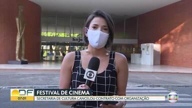 Secretaria de Cultura vai organizar 53º Festival de Brasília do Cinema Brasileiro - Edição está prevista para dezembro.