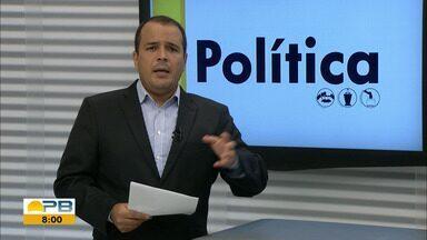 Confira as principais notícias da política na Paraíba - Laerte Cerqueira traz as notícias do dia.