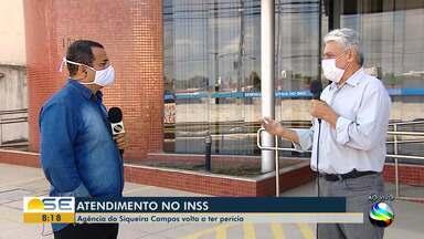 Agência do INSS no Siqueira Campos reabre agendamento para perícia médica - Agência do INSS no Siqueira Campos reabre agendamento para perícia médica.