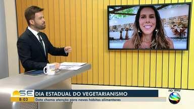 Dia Estadual do Vegetarianismo chama atenção para novos hábitos alimentares - Dia Estadual do Vegetarianismo chama atenção para novos hábitos alimentares.