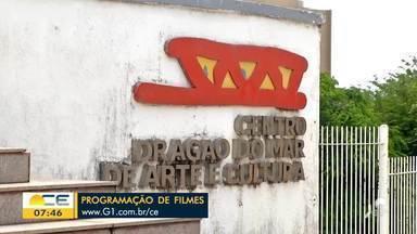 Centro Dragão do Mar reabre para sessões de cinema nesta quinta-feira (1) - Saiba mais em g1.com.br/ce