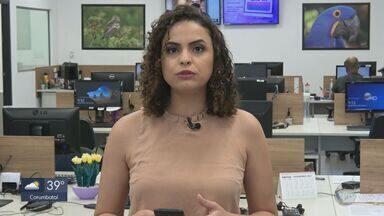 Prefeitura de São João da Boa Vista suspende aulas presenciais na rede privada de ensino - Confira as informações com Mayara Lima.