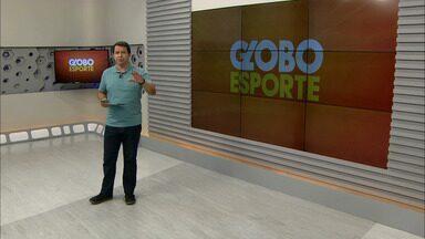 Confira a íntegra do Globo Esporte desta quinta-feira (01.10.20) - Kako Marques traz todas as notícias do esporte paraibano