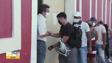Agência do Trabalho oferece mais 400 vagas de emprego em todo o estado - Há vagas tanto no Grande Recife, quanto no interior.