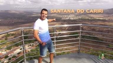 Muita história e diversão com #Partiu em Santana do Cariri - Tep Rodrigues te leva para o conhecer os patrimônios culturais de Santana do Cariri