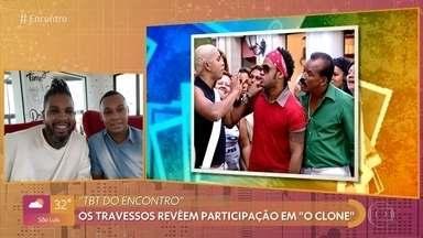 Rodriguinho relembra participação dos Travessos na novela 'O Clone' - undefined