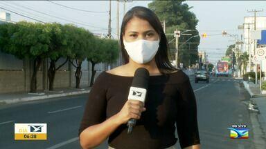 Veja os números da Covid-19 em Imperatriz - Repórter Diulia Sousa apresenta na manhã desta sexta-feira (8) os números oficiais da doença na cidade.