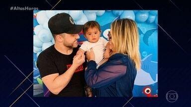 Marília Mendonça conta a escolha do nome do filho - A cantora revela que foi uma decisão fácil