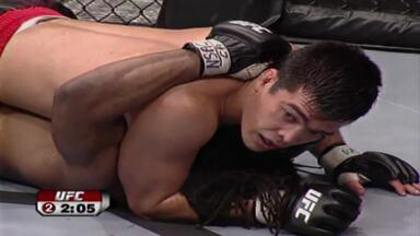 UFC 79 - Lyoto Machida X Rameau Thierry Sokoudjou - Luta entre Lyoto Machida(BR) e Rameau Thierry Sokoudjou(US), válida pelo UFC 79 - Peso meio pesado, em 29/12/2007.