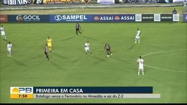 Kako Marques traz as notícias do esporte no Bom Dia Paraíba desta segunda-feira (12.10.20) - Confira os destaques do esporte paraibano
