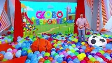 Veja o Globo Esporte SP especial de dia das crianças (12/10) - Veja o Globo Esporte SP especial de dia das crianças (12/10)