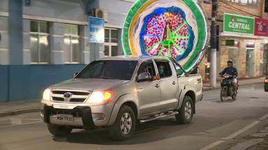 Festa de Nossa Senhora Aparecida é feita de forma diferente em Mimoso do Sul, ES - Confira na reportagem.