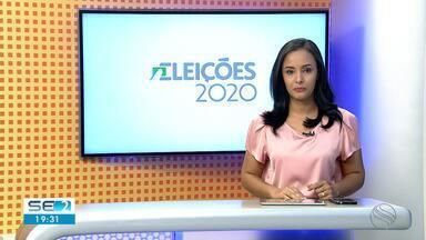 Eleições 2020: agenda dos candidatos à Prefeitura de Aracaju desta segunda-feira (12) - Eleições 2020: agenda dos candidatos à Prefeitura de Aracaju desta segunda-feira (12).