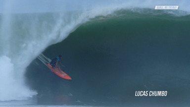 Eu sou Lucas Chumbo - Lucas Chumbo se apresenta contando a história da sua vida. Ele mostra como chegou onde está agora, surfando ondas gigantes ao lado de seu treinador Carlos Burle e, assim, conquistando grandes títulos.