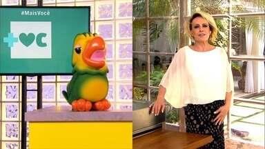 Programa de 16/10/2020 - Ana Maria Braga comemora o dia intenacional do pão e relembra a receita do kare-pan. Diego Magno promove treino radical para acabar com o tédio na quarentena