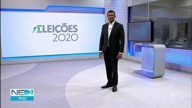 Confira a agenda dos candidatos à prefeitura do Recife neste domingo - Ao todo, 11 candidatos disputam as eleições 2020 na capital pernambucana.