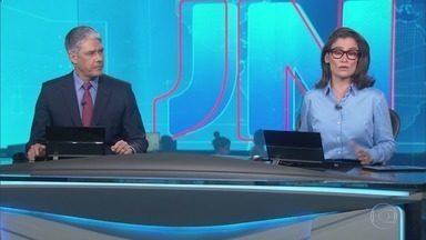 Jornal Nacional, Íntegra 17/10/2020 - As principais notícias do Brasil e do mundo, com apresentação de William Bonner e Renata Vasconcellos.
