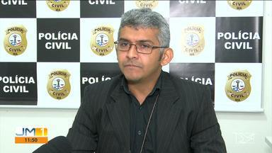 Polícia investiga assalto ao Fórum de Justiça da cidade de Carolina - Os homens suspeitos do assalto ainda estão sendo procurados.