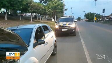 21 veículos foram recuperados este ano no Vale do Pindaré - Tem aumentado o número de apreensões de veículos roubados nas rodovias que cortam a região.