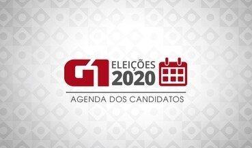 Confira a agenda dos candidatos para esta terça (20) - Cnfira a agenda dos candidatos para esta terça (20)