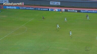 Bahia vence Atlético-MG e Inter termina a rodada como líder do Brasileirão - Veja como foi a derrota dos mineiros nesta segunda-feira (20).