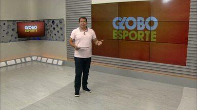 Confira a íntegra do Globo Esporte desta terça-feira (20.10.20) - Kako Marques traz todas as informações do esporte paraibano