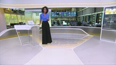 Jornal Hoje - Edição de 20/10/2020 - Os destaques do dia no Brasil e no mundo, com apresentação de Maria Júlia Coutinho.