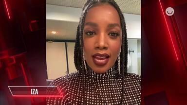 Única mulher técnica no 'The Voice', IZA celebra: 'Tudo é possível' - undefined