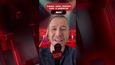 Tiago Leifert ensina a usar filtro do 'The Voice' nas redes sociais - undefined