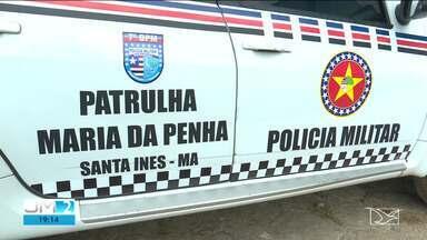 Polícia Militar implanta Patrulha Maria da Penha em Santa Inês - Este ano, 48 mulheres foram vítimas de feminicídio no Maranhão.