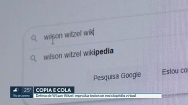 Documento de defesa de Witzel tem cópias do perfil do governador afastado na Wikipédia - Trechos inteiros do documento são cópias do perfil de Wilson Witzel em uma enciclopédia virtual.