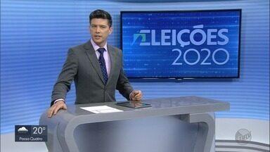 Eleições 2020: candidatos a prefeito de Varginha saem às ruas nesta terça-feira - Eleições 2020: candidatos a prefeito de Varginha saem às ruas nesta terça-feira