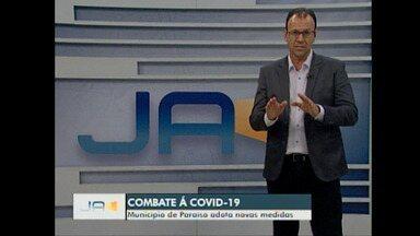 Município de Paraíso adota novas medidas de combate à Covid-19 - Município de Paraíso adota novas medidas de combate à Covid-19