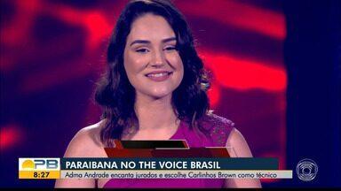 Adma Andrade é mais uma representante paraibana no The Voice Brasil - undefined