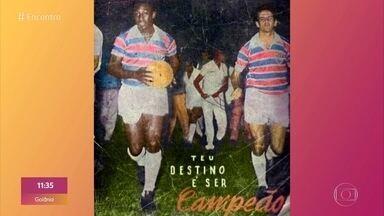 'Encontro' homenageia 80 anos de Pelé com cordel de Bráulio Bessa - Rei do Futebol faz aniversário neste 23 de outubro