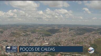 Confira a previsão do tempo para esta segunda-feira (26) no Sul de Minas - Confira a previsão do tempo para esta segunda-feira (26) no Sul de Minas