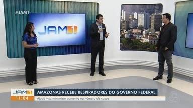 Fábio Melo comenta os destaques de política no Amazonas - Fábio Melo comenta os destaques de política no Amazonas
