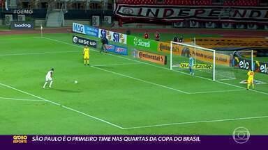 São Paulo e Fortaleza precisam de 20 pênaltis para decidir classificação na Copa do Brasil - São Paulo e Fortaleza precisam de 20 pênaltis para decidir classificação na Copa do Brasil