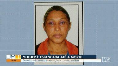 Mulher é espancada até a morte na Região da Mata, em São José de Ribamar - Ex-marido não aceitou a separação e cometeu o crime